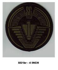 Stargate SG-1 Olive/Brown Patch  - SG1br
