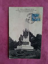 Carte postale CPA Vitry le François Monument