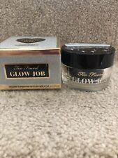 Too Faced Glow Job Radiance Boosting Glitter Face Mask Disco Glow New 1.69 Fl Oz
