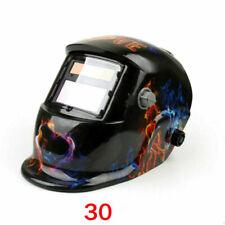 Solar Auto Darkening Welding Helmet Tig Mig Welder Lens Grinding Mask 30 S3