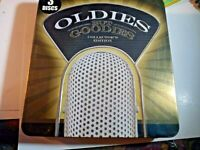 Oldies But Goodies Madacy 3 Disc CD Metal Box Set Various Artists 2009 LIKE NEW