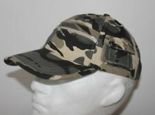 Polyester Camouflage Fishing Hats for Men