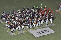 25mm napoleonic / french - infantry 36 figs - inf (18270)