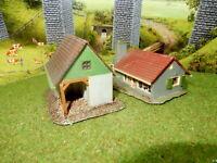 2 x Haus Wohnhaus Schmiede Spur N B561