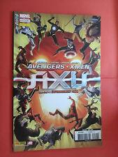 MARVEL - AVENGERS X-MEN - AXIS - 1/2 - 2015 - PANINI COMICS - VF - N°4 - M04991