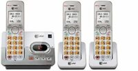 Business Home Cordless Phone 3  Handset Landline Set Expandable Telephone AT&T