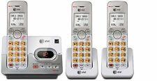 Business Home Cordless Phone 3  Handset Landline Set Expandable Telephone AT&T