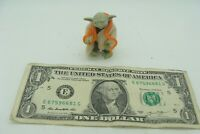 1980 Vintage Star Wars Empire Strikes Back  Yoda Action Figure - Hong Kong