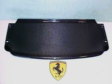 Ferrari 430 Carbon Fiber Optional Front Bumper Spoiler_68614900_Spider_NEW_OEM