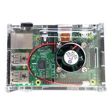 5V 0.2A Cooling Cooler Fan for Raspberry Pi Model B+ / Raspberry Pi 2/3 RCA
