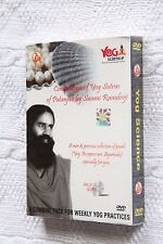 Yoga Science: Compilation of Yog Sutras of Patanjali(DVD, 4-Disc) NEW, FREE POST