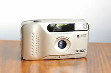 RICOH YF-100   35mm film Camera   - Ricoh Lens 34mm      Lomo Style lens