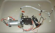 ROCK-OLA LEGEND 6000 CD JUKEBOX CAM SWITCH AND MOTOR ASSEMBLY COMPLETE, GUC