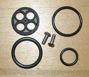 HONDA FUEL PETCOCK REBUILD GASKET KIT ATC250ES ATC250SX TRX200 TRX250 TRX300