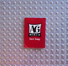 American Girl AG Mini's Lava Lamp Pamphlet, Copyright 2001, Tri-Fold