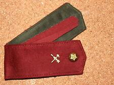 Epaulettes soldat forces internes  URSS pour guimnastiorka