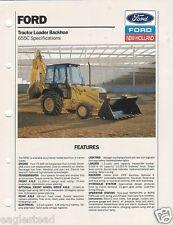 Equipment Brochure - Ford - 655C -  Tractor Loader Backhoe - 1989 (E1160)