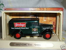 MATCHBOX 1937 GMC VAN 'STEINLAGER' YGBO8 GREAT BEERS OF THE WORLD SERIES