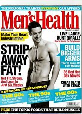 MENS HEALTH MAGAZINE - December 2008