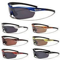Half Frame Wrap Around Mens Sport Cycling Ski Baseball Golf Running Sunglasses