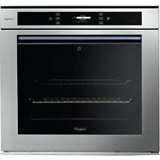 Whirlpool Fusion AKZM694/IXL Stainless Steel Built In Electric Single Oven - NEW