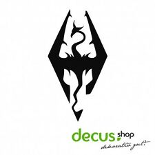 Skyrim Dragon // sticker OEM JDM style pegatinas // sticker JDM pegatinas fronts