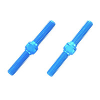 Tamiya 54248 3x23mm Aluminium Turnbuckle Shaft (2pcs.)