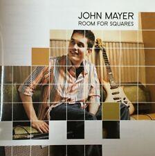 JOHN MAYER Room For Squares CD. Brand New & Sealed