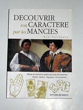 DECOUVRIR SON CARACTERE PAR LES MANCIES Tarots Runes Voyance Chiromancie Oui-ja