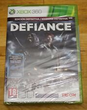 DEFIANCE EDICION DEFINITIVA - XBOX 360 XBOX360 - PAL ESPAÑA - NUEVO PRECINTADO