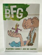 The BFG Playing Cards BRAND NEW