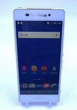 Sony Xperia Z3v - 32GB - White (Verizon) Cosmetic Defects, Back - Clean!