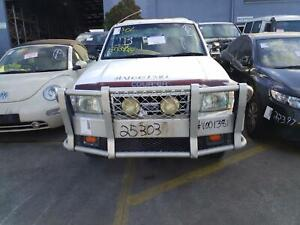 FORD COURIER 2005 VEHICLE WRECKING PARTS ## V001381##