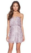 bcbg max azria kate's dress (lilac and maybe sequins)