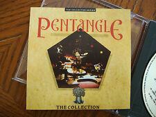 "PENTANGLE ""THE COLLECTION"" UK IMPORT CD 1988 CASTLE RENBOURN JANSCH NEAR MINT"