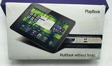 NEW BlackBerry PlayBook - 16GB - Wi-Fi - 7 inch, Black- High Res Display