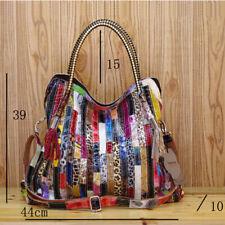 2020 Women's leather snake color color handbag shoulder bag