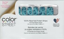 CS Nail Color Strips Pool Intentions-Retired 100% Nail Polish - USA Made!