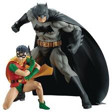 NEW DC Comics Batman & Robin ArtFX+ Statue Dynamic Duo Figures Kotobukiya