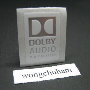DOLBY AUDIO PREMIUM Sticker 13mm x 18mm - 2019 Version