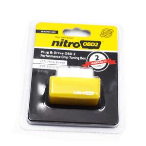 OBD2 Performance Tuning Chip Box Saver Gas/Petrol Vehicles Plug & Drive Great+++