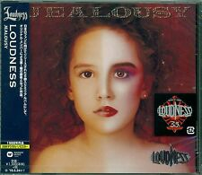 LOUDNESS JEALOUSY 2015 JAPAN CD - Akira Takasaki - BRAND NEW & GIFT PERFECT! OOP