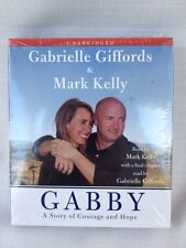 NEW! Gabby by Mark Kelly and Gabrielle Giffords Unabridged Audiobook 10 CDs