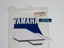NOS Genuine Yamaha Graphic 1 YZ125 YZ250 YZ 125 250 1999 99 5ET-2173E-00-00
