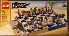 LEGO 40158 PIRATE CHESS Set New & Sealed Retired Set