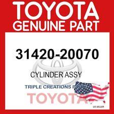 31420-20070 GENUINE OEM TOYOTA CYLINDER ASSY 3142020070