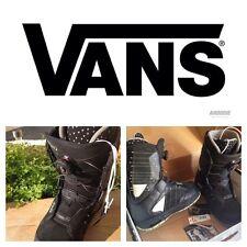 VANS Snowboard Botas BOA Boots Encore 2 cables acero EUR:38.5 UK:5.5 US:8