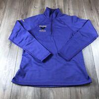 Patagonia R1 Polar Tec Regulator Waffle Grid Pullover Jacket Women's Small L EUC