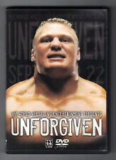 WWE - Unforgiven 2002 (DVD, 2002)