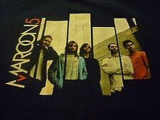 Maroon 5 Tour Shirt ( Used Size L ) Good Condition!